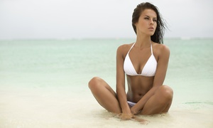 Aruba Gold: One or Three Custom Spray Tans at Aruba Gold (Up to 53% Off)