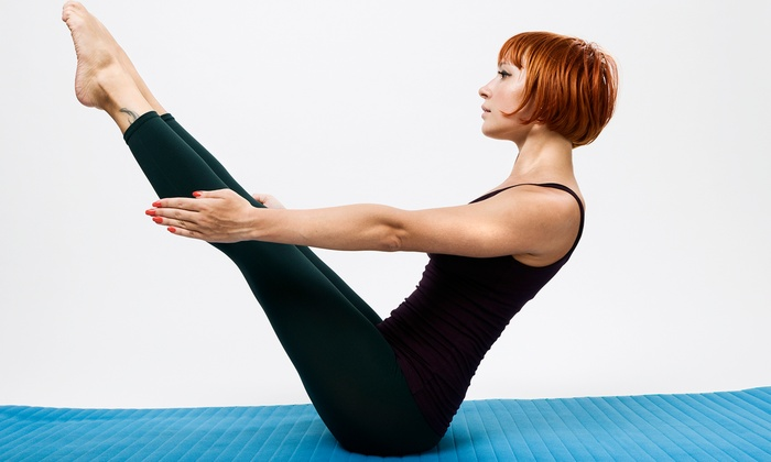 Curly Q Natural - Baltimore: Five Yoga Classes from Curly Q Natural (72% Off)