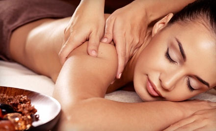 $29 for One-Hour Massage with Health Package at HBL Centers (Up to a $270 Value)