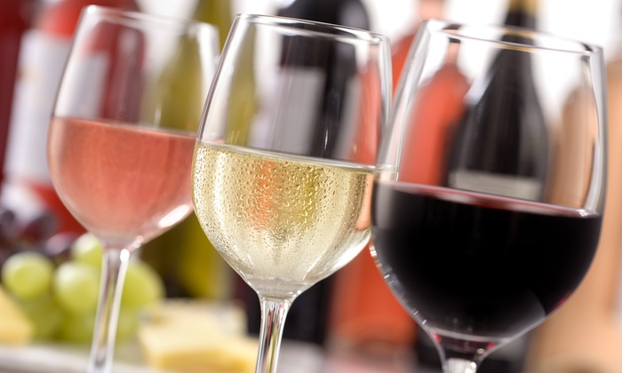 Dimatteo Vineyards - Hammonton: Wine Tasting with Souvenir Glasses for Two or Four at Dimatteo Vineyards (Up to 50% Off)