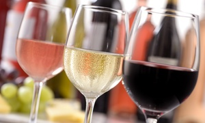 Chrisman Mill Vineyards & Winery: Wine-Tasting Package for Two or Four at Chrisman Mill Vineyards & Winery (50% Off)