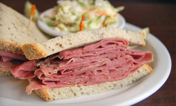 Fromin's Delicatessen & Restaurant - Mid-City: Deli and Diner Food at Fromin's Delicatessen & Restaurant (Up to Half Off). Two Options Available.