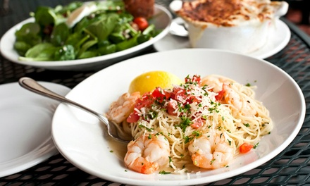 Seafood Lunch or Dinner at Saybrook Fish House (Up to 40% Off)