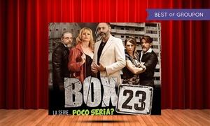 Box23, commedia tra equivoci e gaffe al Teatro degli Audaci di Roma dal 27 al 30 aprile