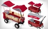 Build-A-Wagon from Radio Flyer: $75 for $120 Toward a Build-A-Wagon from Radio Flyer
