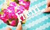 Scrappin' Studio - Gretna: Five or Seven Drop-In Scrapbooking Sessions of $20 Toward Products from Scrappin' Studio (Up to 52% Off)