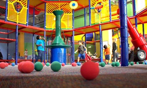 Jump 'n Jammin:  $69 for a 10-Entry Hyper Pass at Jump 'n Jammin ($99 Value)