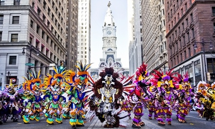 Two or Four All-Day Admissions & Tickets to MummersFest at the Pennsylvania Convention Center  (Up to 40% Off)