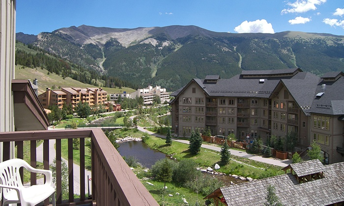 Rocky Mountain Resort Management - Colorado: 2- or 3-Night Stay for Four in a One-Bedroom Condo from Rocky Mountain Resort Management in Colorado