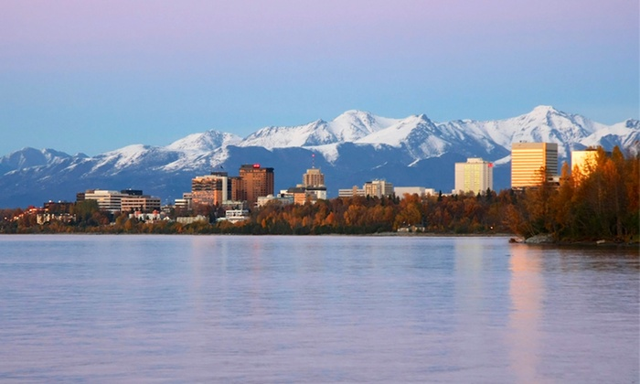 Hilton Garden Inn Near Downtown Anchorage ...