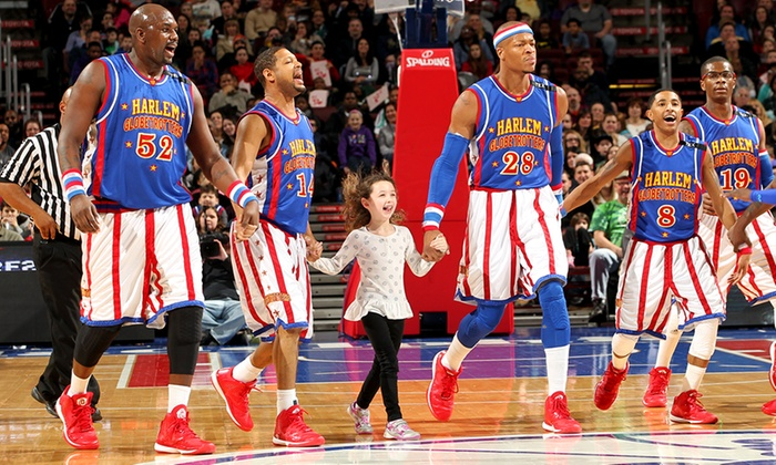 Harlem Globetrotters - The Arena at Gwinnett Center: Presale: Harlem Globetrotters Game on Saturday, March 5 at 2 p.m. and 7 p.m.