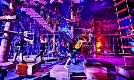Two, Four, or Six Admissions to Mega Quest at Louisville Mega Cavern (Up to 53% Off)