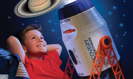 Discovery Kids 2-in-1 Stars and Planets Space Projector