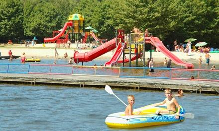 Zélande : 3, 4 ou 7 nuits pour 4 personnes avec frais de réservation inclus à l'Oostappen Vakantiepark Marina Beach