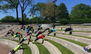 Team Shawn Boot Camp: Up to 77% Off Outdoor Bootcamp Classes at Team Shawn Boot Camp