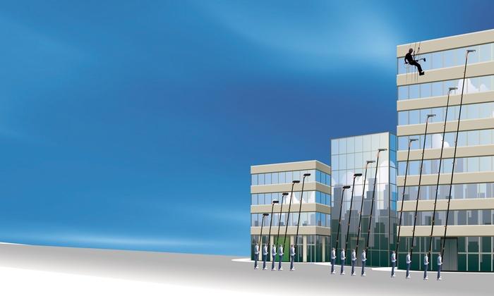 Aj's Professional Window & Solar Cleaning - Toronto (GTA): Up to 56% Off Window Pane Cleaning at Aj's Professional Window & Solar Cleaning