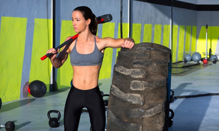 CrossFit BattleCry - Lakeview: $50 for $100 Worth of CrossFit at CrossFit BattleCry