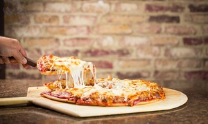 Beggars Pizza - Plainfield: Pizza, Pasta, and Sandwiches at Beggars Pizza in Plainfield (40% Off)