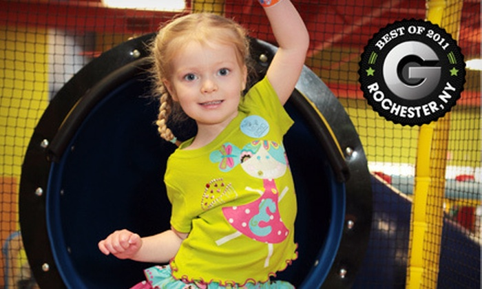Kango Play Center and Academy - Ridgeland: $15 for $30 Toward Admission, Food, and Games at Kango Play Center and Academy