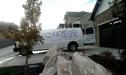 $150 for $200 Worth of Rug and Carpet Cleaning  Majestic Carpet & Upholstery Care