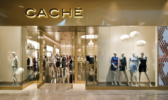 Cache: Women's Apparel and Accessories from Caché (50% Off)