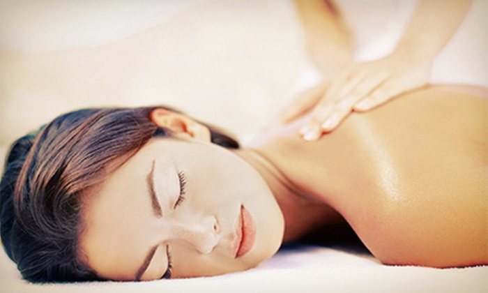 Tani at Sinful Beauty  - Pink 'n' White Nail and Hair Salon: Swedish or Prenatal Massage with Optional Aromatherapy from Tani at Sinful Beauty (Up to 56% Off)