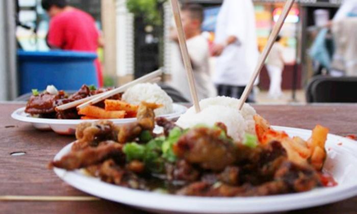 Chicago Korean Festival - North Park: $10 for 20 Food and Drink Tickets for Chicago Korean Festival August 10–11 ($20 Value)
