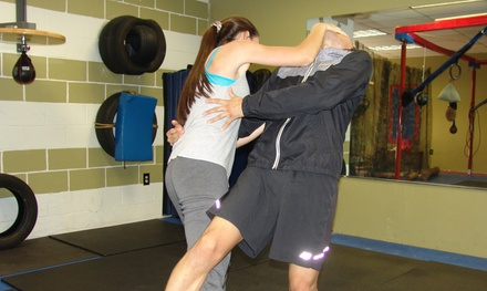 Two Self-Defense Training Classes with Optional Combat Training at Hung-Ho (50% Off)
