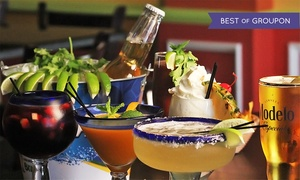Riviera Maya: Authentic Mexican Food for Two or Four or More, or Lunch at Riviera Maya (Up to 51% Off)