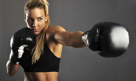 Up to 74% Off Three of Six Months of Wednesday Night Shadow Boxing from Sayville Workout Fitness Studio