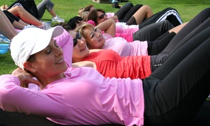 Code Pink Boot Camp - Camelback East: $49 for Month of Boot-Camp Classes at Code Pink Boot Camp ($179 Value)