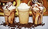 Coffee Land - North Hollywood: Coffee, Smoothies, Ice Cream, and Shakes at Coffee Land (52% Off). Two Options Available.