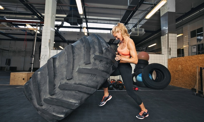 Garrett Training Systems Inc. - Houston: Eight Personal Training Sessions with Diet and Weight-Loss Consultation from Garrett Training Systems Inc. (82% Off)