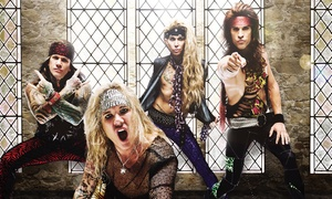 Steel Panther: Steel Panther on Friday, February 12 or Friday, February 19 at 9 p.m.
