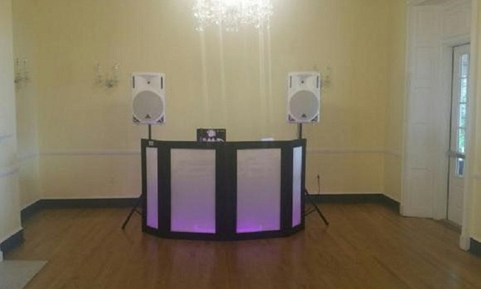 DJMEL.ENT - Richmond: Four Hours of DJ Services from DJ MEL Sounds and Events (50% Off)