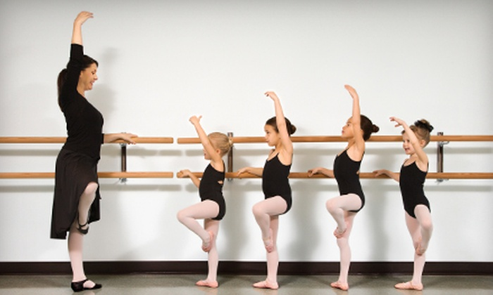 Centre for Dance - Dallas: Five Adult Dance Classes or One Month of Kids' Classes at Centre for Dance (Up to 78% Off)