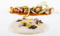 Menú degustación para dos del chef Diego Fernández con 1 o 2 noches con desayuno desde 94€ en Restaurante Hotel Regueiro