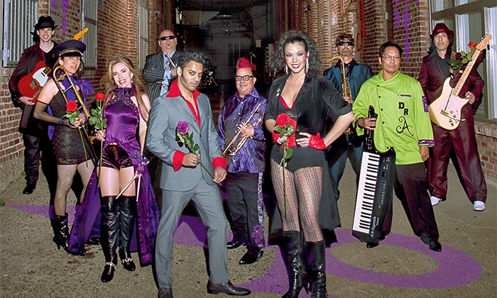 The Purple Ones - Rockbar Theater: The Purple Ones on Friday, October 9, at 8 p.m.