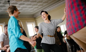 Swingin' Denver: Four or Eight Swing Dance Classes from Swingin' Denver (Up to 64% Off)