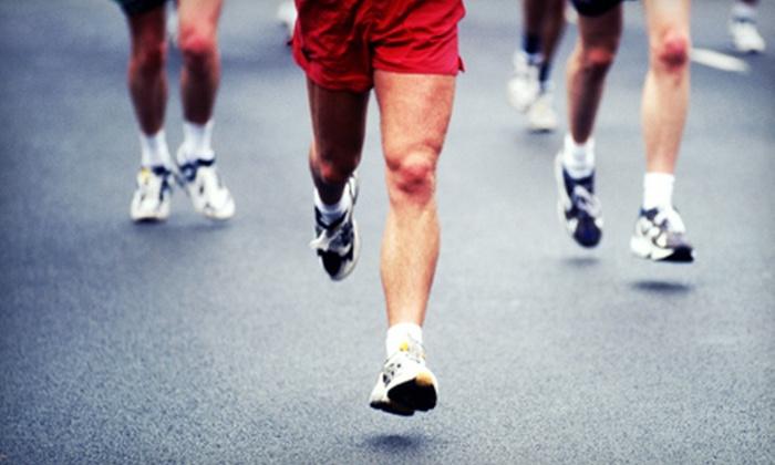 28th Annual Liberty 5K, 10K, or 1-Mile Fun Run - The Colony: 28th Annual Liberty 5K, 10K, or 1-Mile Fun Run on Thursday, July 4 (Half Off)
