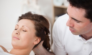 Elise Ann Martin: 60-Minute Craniosacral-Therapy Session from Elise Ann Martin (47% Off)