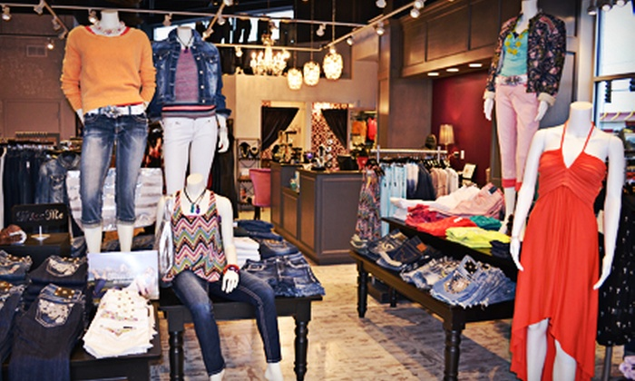 Jean Therapy - Orland Park: $30 for $60 Worth of Premium Women's Denim and Apparel at Jean Therapy