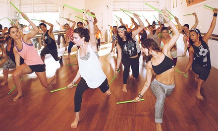 5 or 10 Pound Group Fitness Classes at District 6 Fitness (Up to 75% Off)