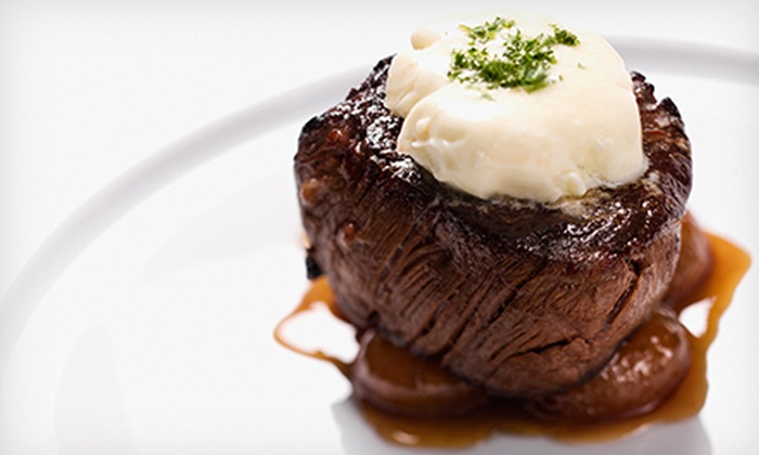 Purgatory Restaurant & Lounge - Midtown: American Cuisine for Dinner or Lunch at Purgatory Restaurant & Lounge (Up to 53% Off)