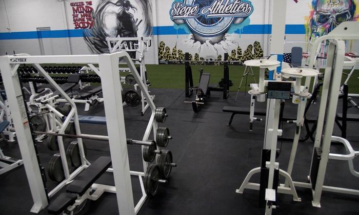 Siege Athletics - Long Island: $88 for $250 Worth of Personal Fitness Program — Siege Athletics