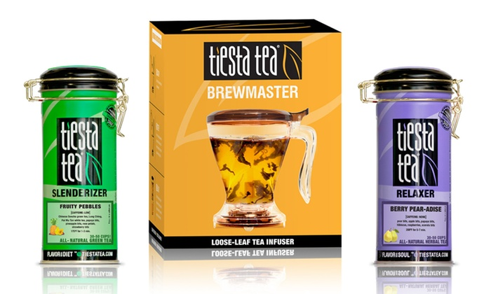 Product Details  sc 1 st  Groupon & Loose-Leaf Canisters and Infuser | Groupon Goods