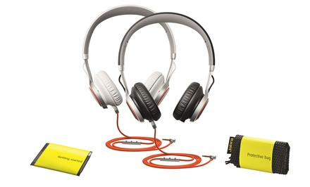 Jabra Revo Headphones with Dolby Sound and Inline Mic
