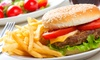 Happy Cow - Caseyville: $10 for Two Groupons, Each Good for $10 Worth of Comfort Food at Happy Cow ($20 Value)