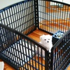 Indoor/Outdoor 4-Panel Pet Playpen