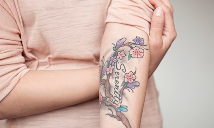 Four- or Eight-Hour Tattoo Session with Custom Artwork at Dustin Kendig Tattoos (Up to 66% Off)